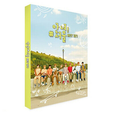 NCT 127 [HI/HELLO/안녕! #SEOUL/서울] Photo Book(272 page)+DVD+12p Card+GIFT SEALED