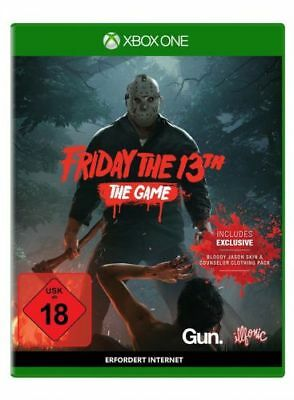 Friday the 13th [XBox One] (Neu)