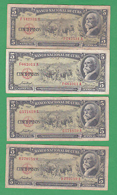 Central America .5 Pesos 1958..(3.99 $ For 1 Bank Note).