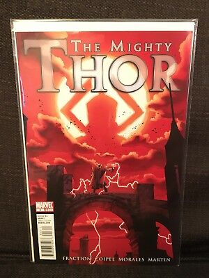 The Mighty Thor Issue 3 2011 NM Marvel