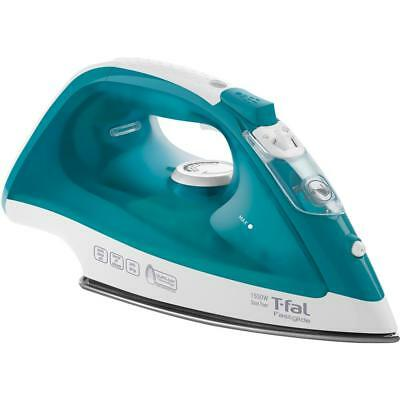 T-Fal Fastglide Steam Iron Scratch Resistance Anti-drip System Adjustable Steam