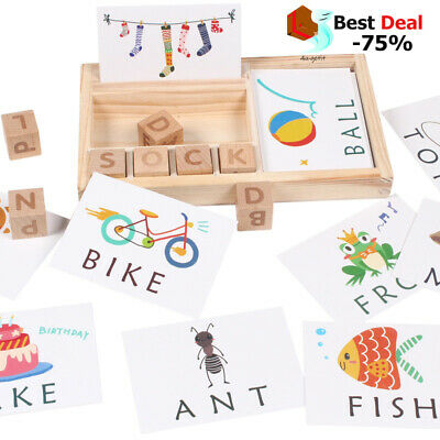 3-in-1 Spell Learning Game - Free Shipping [-75%]