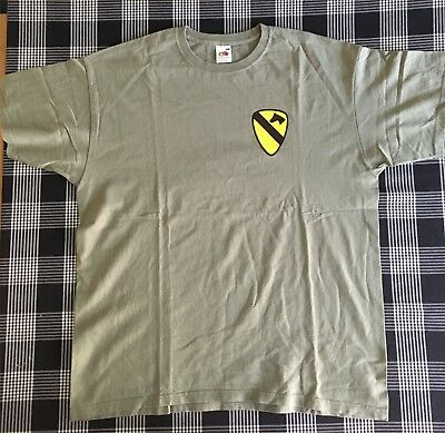 We Were Soldiers shirt tshirt XL neuf new vietnam viet nam guerre war movie film