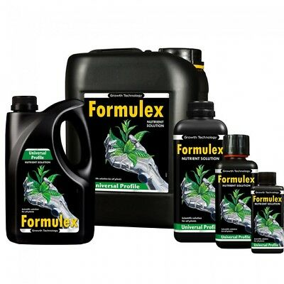 Growth Technology Formulex Hydroponic All Round Nutrient Solution