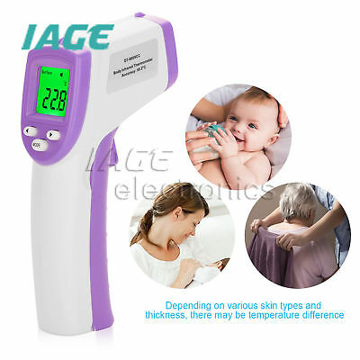 GM320/GM550/DT-8809CC Digital Infrared Wärmemesser IR Baby Body Surface Laser