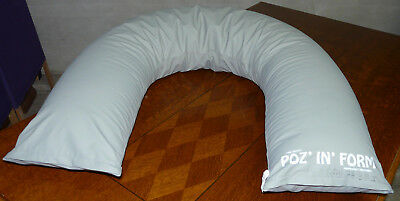 Coussin Poz'in'Form Pharmatex 22/290 P demi lune