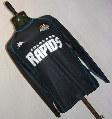 Vintage Colorado Rapids Kappa Football Shirt