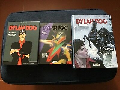 Lotto Dylan Dog fuoriserie