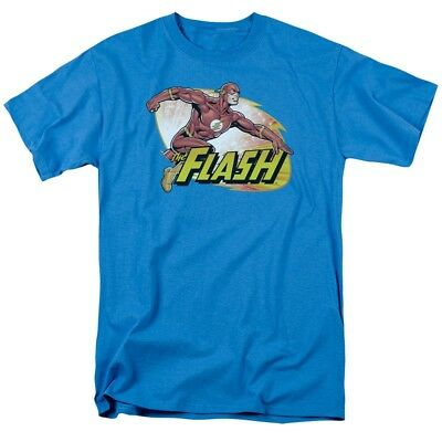 Justice League of America  Reverse Flash T-Shirt DC Comics Sizes S-3X NEW