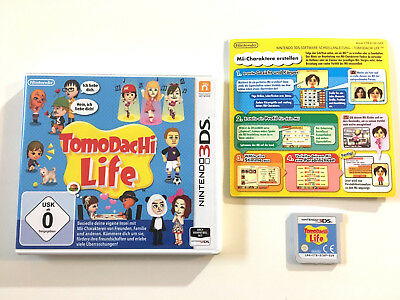 Tomodachi Life in OVP - Nintendo 3DS XL 2DS