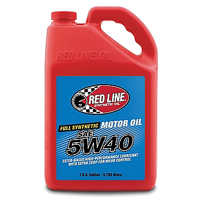 Red Line Motor Oil 5W40 3.8L 15405 fits Renault Clio 0.9 TCe 90 (IV) 66kw, 1....