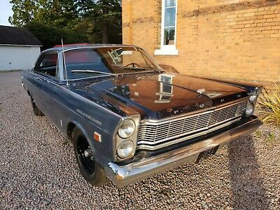 Ford Galaxie 500 Coupe Big Block 390 6.4cc V8 Hot Rat Rod patina look go Cruise