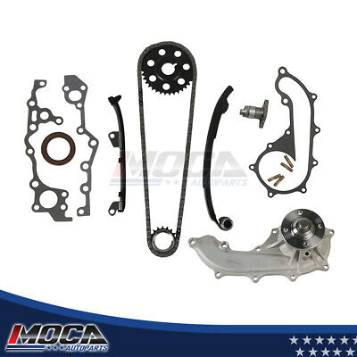 Timing Chain Kit AISIN Water Pump Fit 95-04 2.4L Toyota Tacoma DOHC 16V 2RZFE