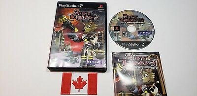 "Ruff Trigger: The Vanocore Conspiracy (Sony PlayStation 2, 2006) ""CIB"" PS2"