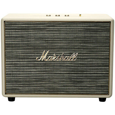 Marshall Woburn Bluetooth Home Speaker with Aux RCA Optical Input - Cream