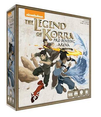 IDW Board Game The Legend of Korra - Pro-bending Arena Box SW