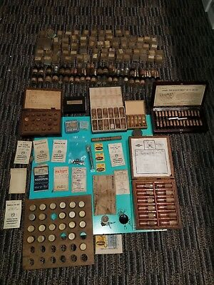 Lot of Vintage Watch Parts