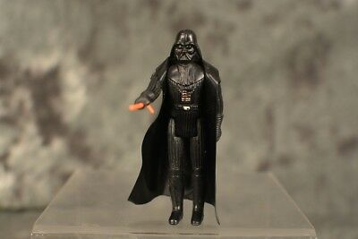 Vintage Star Wars First 12 1977 Darth Vader Figure w/ Cape & Lightsaber