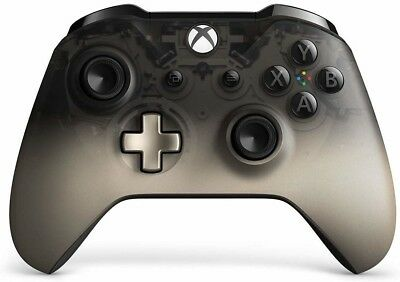 Microsoft Xbox One Wireless Controller - Phantom Black Special Edition