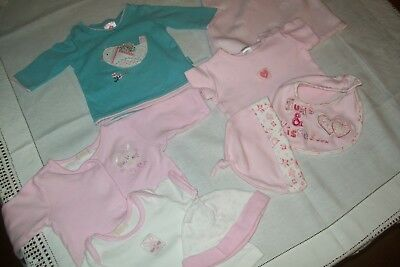 Baby girls newborn clothes Mothercare, BHS etc - combined postage available