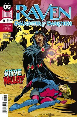 Raven Daughter Of Darkness #8 (2018) Vf/Nm Dc