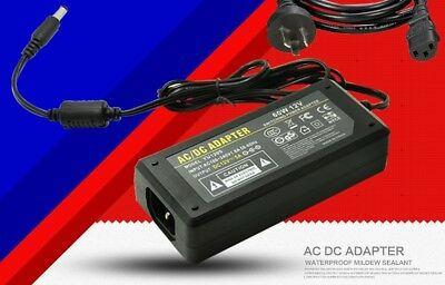 48V 2A 96W DC Power Supply Adapter 100-240V PoE Switch Injector VOIP CCTV