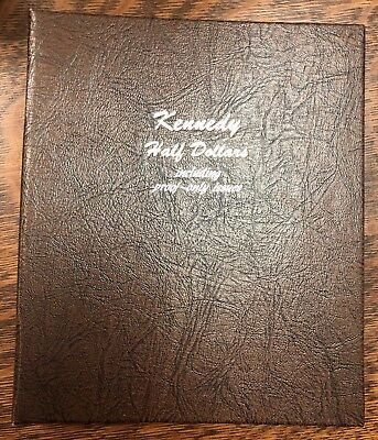 Kennedy Half Dollars Including Proof-Only Issues 41pc Set + 6 Proofs and 7 BU's