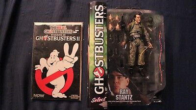 Ghostbuster 2 comic book with the Real Ghostbusters: Limited Collectors Edition