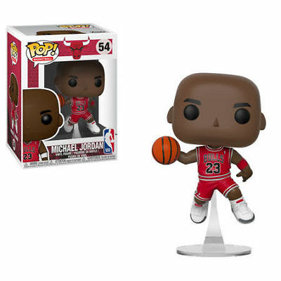 Funko POP! NBA: Chicago Bulls - Michael Jordan #54 w/ POP Protector Pre-Order