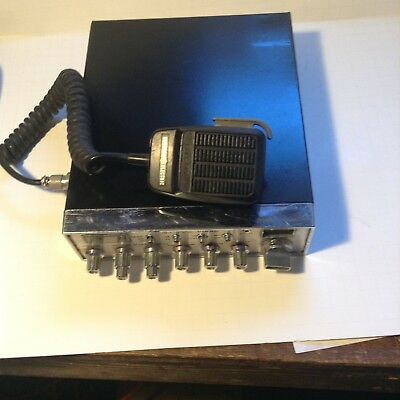 Cobra 148 GTL 40 Channel AM/SSB Mobile CB Radio