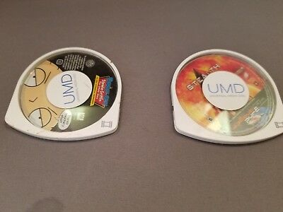 Lot of 2 UMD PSP Movies/Shows Stealth & Family Guy