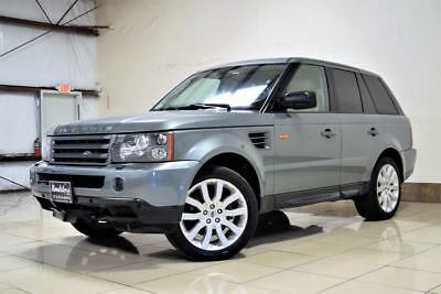 2007 Range Rover Sport HSE 2007 Land Rover Range Rover Sport HSE NAVIGATION SUNROOF HEATED SEATS SUPE CLEAN