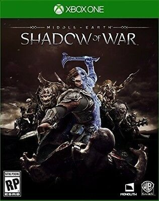 Middle-Earth: Shadow Of War (Download Card) - Microsoft Xbox One
