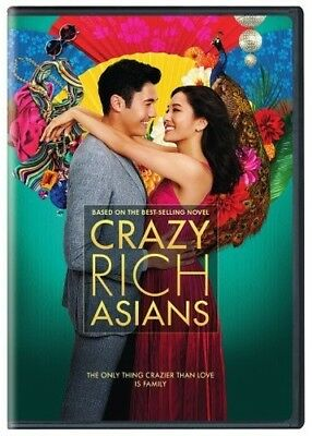 Crazy Rich Asians 883929624966 (DVD Used Very Good)