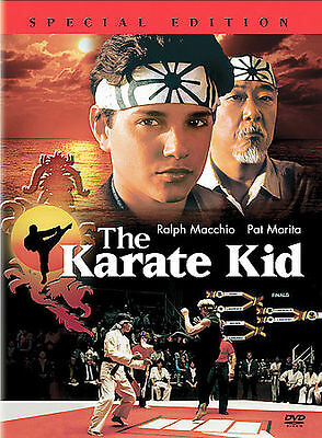 The Karate Kid (DVD, 2005, Special Edition) - New & Sealed