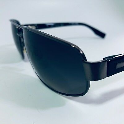 2e31a79796 65% Off Authentic HUGO BOSS Sunglasses Matte Black   Gray Polarized 0320 S  V81WJ