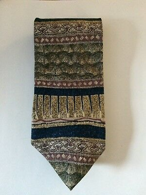 Cocktail Collection by Vodka 100% imported silk tie Made in USA by Stonehenge