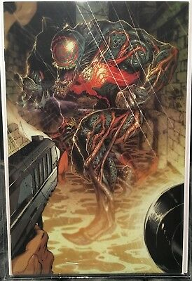 Venom 1 Stegman Virgin Variant Cates Knull Marvel Comic 2018