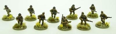 Great Escape Iron Cross 28mm Romanian Rifle Squad B - Summer Uniform Pack MINT