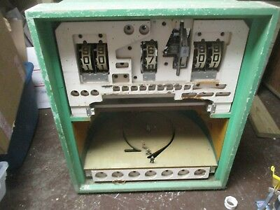Very Rare Williams 1968 Ball Park Pitch & Bat Machine For Parts Or Restoration