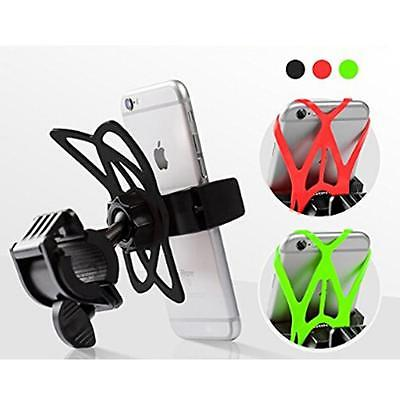 Universal Bike Bicycle Mount Holder MTB Motorcycle Handlebar For Cell Phone TO