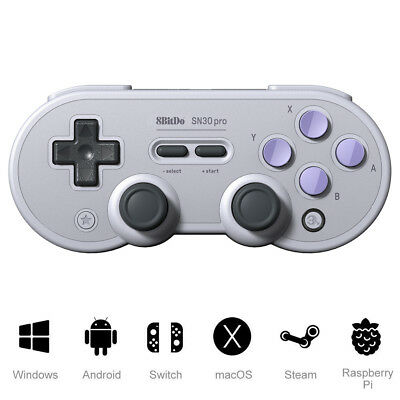 8Bitdo SN30 PRO SN Wireless Bluetooth Controller Gamepad for Android/ PC/Switch