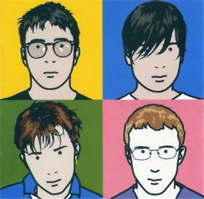 BLUR The Best Of CD - Greatest Hits