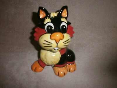 Lorna Bailey Charlie The Cat Limited Edition  5 Of 6 Excellent Condition