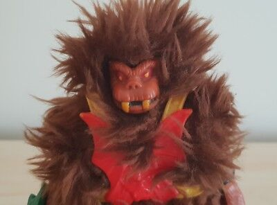 Vintage He-Man Masters Of The Universe MOTU Grizzlor Action Figure Complete