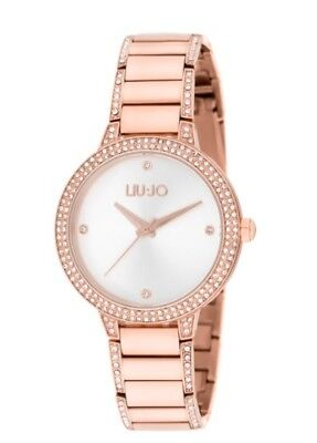 Watch Liu-Jo LUXURY BRILLIANT Stainless Steel and Crystals - TLJ1282 Rose  Gold 100379c8cd5