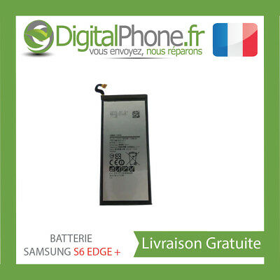 Batterie Interne Neuve Pour Samsung Galaxy S6 Edge Plus Top Quality Tva
