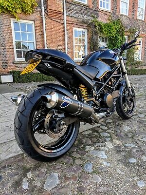 Ducati Monster Dark 695 2007 8450miles GREAT CONDITION (not s2r s4r 620 750 900)