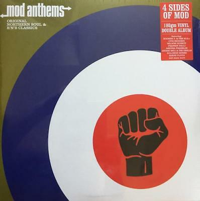 MOD ANTHEMS Original Northern Soul & R'N'B Classics NEW & SEALED 2X LP VINYL