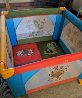 Kiddiecare Baby Play Pen